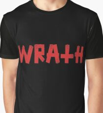 Wrath Graphic T-Shirt