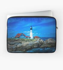 Portland Head Lighthouse Laptop Sleeve