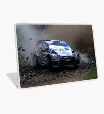 Mads Ostberg - World Rally Championship Australia - Sunday 2013 Laptop Skin