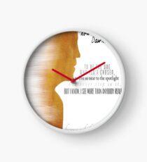 """Alexander """"Xander"""" Harris Clock"""