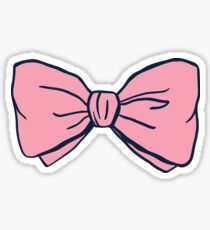 Original Preppy Bow Sticker