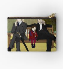Stop flirting in front of the child, Gregory Studio Pouch