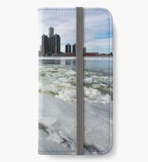 Ice Sheets 2016 iPhone Wallet