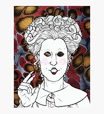 Winifred Sanderson, the Eldest Sister Photographic Print
