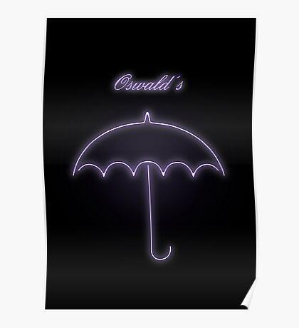 Oswald's Night Club - Gotham Poster