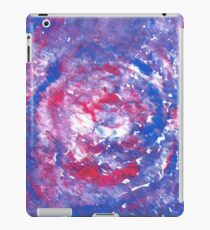 Designers young fashion : purple blue iPad Case/Skin