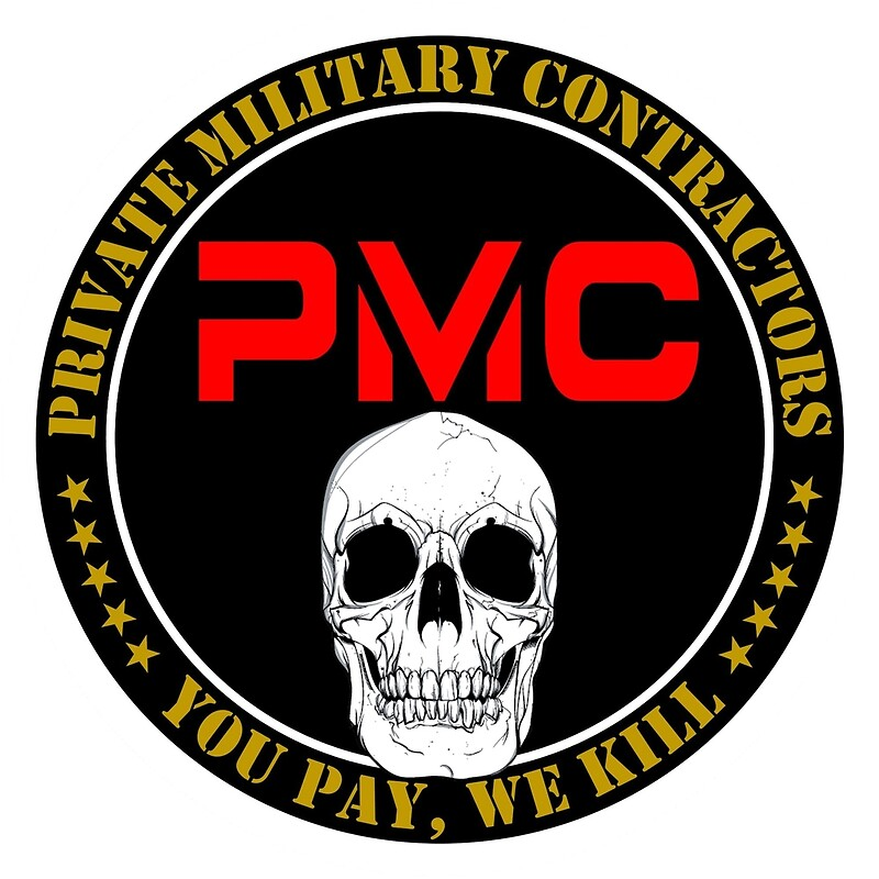 Private Military Contractor Logo