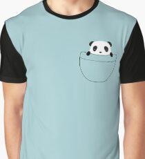 Cute and kawaii pocket panda  Graphic T-Shirt