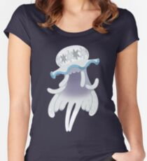 UB-01 Symbiont / UB01 Parasite / Nihilego  Women's Fitted Scoop T-Shirt