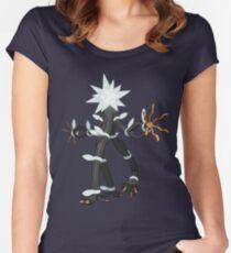 UB-03 Lighting / UB03 LIGHTNING / Xurkitree  Women's Fitted Scoop T-Shirt