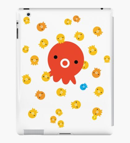 Tako Swarm iPad Case/Skin