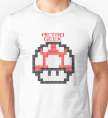 Retro Geek - Get Big T-Shirt
