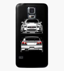 Nissan GTR R34 Case/Skin for Samsung Galaxy