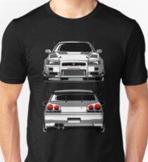 Nissan GTR R34 T-Shirt