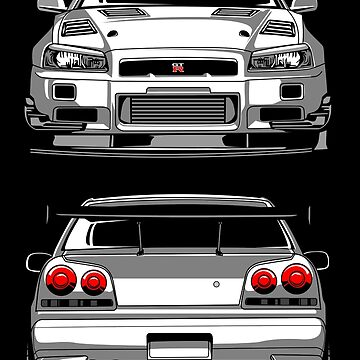 Nissan GTR R34 by artisa