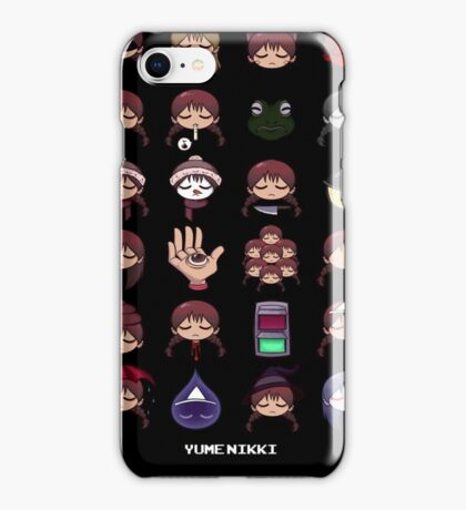 Enjoy the Silence iPhone Case/Skin