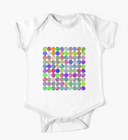 Space snowballs #fractal art Kids Clothes