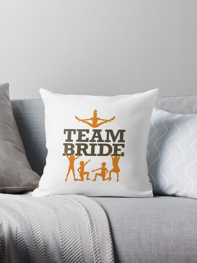 Team Bride! by artpolitic
