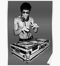 DJ Kung Fu Poster