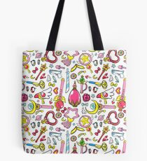 Magical Girls Tote Bag