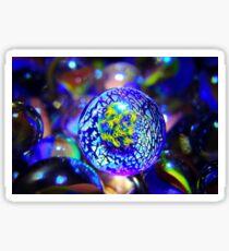Macro Marble  Sticker