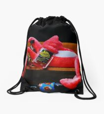 Dont Drink And Drive Drawstring Bag