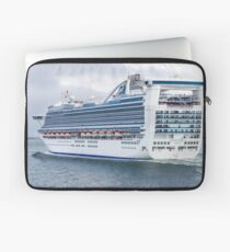 Caribbean Princess Laptop Sleeve