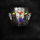 Portrait of a virtual mind. Todd Akin. by Alex Preiss