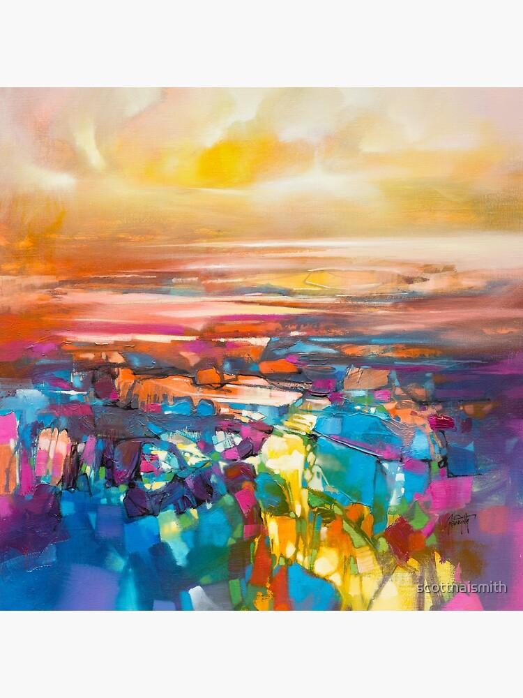 Chromodynamics 1 by scottnaismith