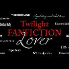 «Twilight fanfiction lover» de imaginadesigns