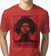 Power & Equality Tri-blend T-Shirt