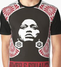 Power & Equality Graphic T-Shirt