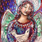 Peace Angel by Cheryle  Bannon