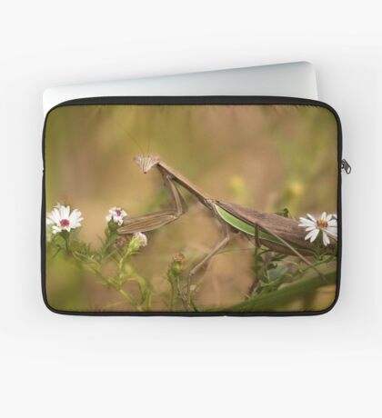 Praying Mantis Laptop Sleeve