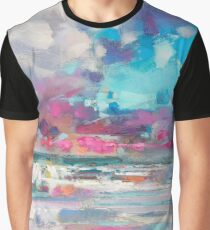 Atlantic Magenta Graphic T-Shirt