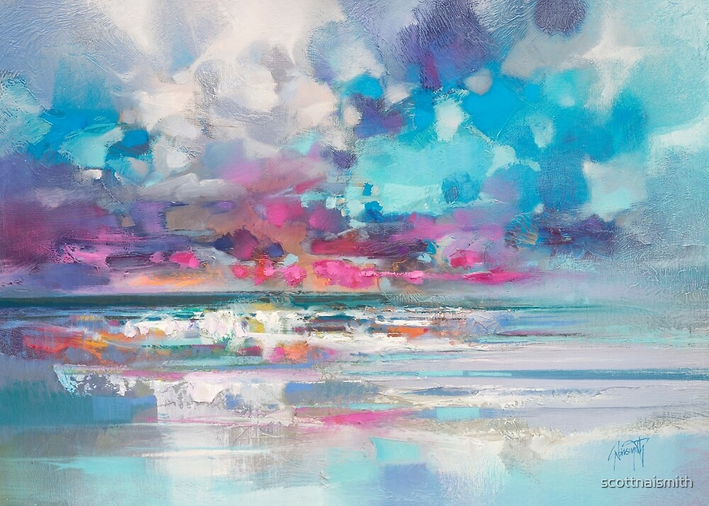 Atlantic Magenta by scottnaismith