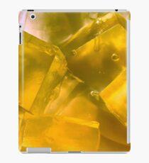 Yellow Jello iPad Case/Skin
