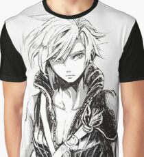 Cloud Strife Graphic T-Shirt