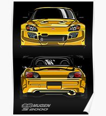 S 2000 GT1 Poster
