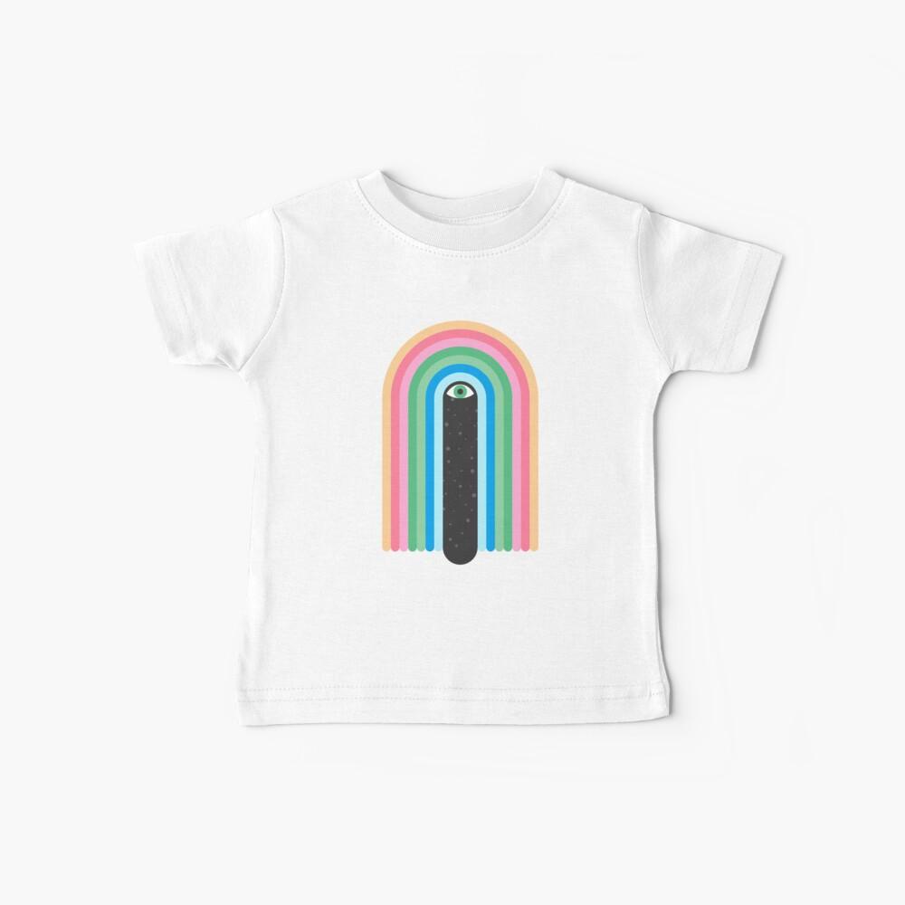 Galaxy Tränen Baby T-Shirt