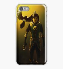 A Young Prince and his Pet iPhone Case/Skin