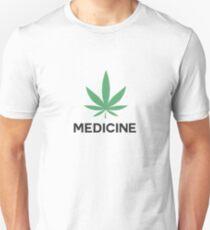 Marijuana is Medicine Unisex T-Shirt