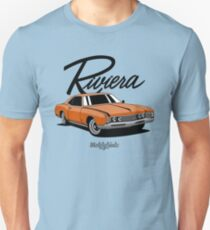 Buick Riviera (49487) '1966 (orange) Unisex T-Shirt
