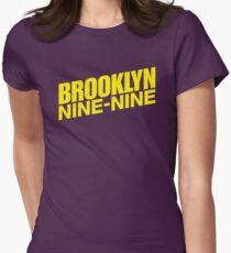 Brooklyn nine nine - tv series Women's Fitted T-Shirt