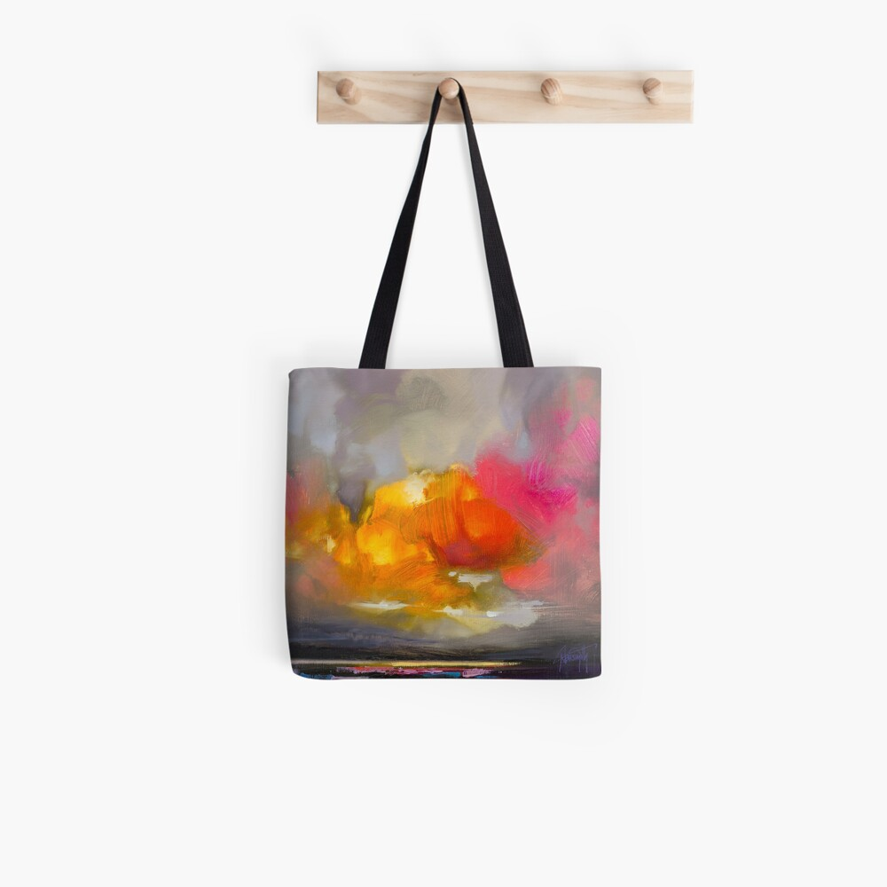 Cumulus Rose Study 2 Tote Bag