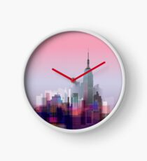 New york, NYC city ! Clock