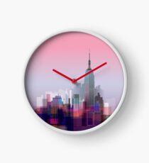 Reloj Nueva York, ciudad de Nueva York