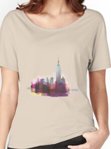New york, NYC city ! Women's Relaxed Fit T-Shirt