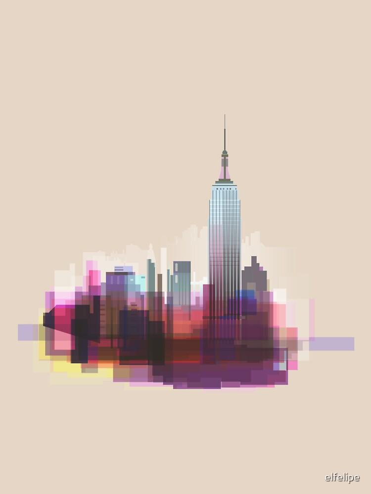 Nueva York, ciudad de Nueva York de elfelipe