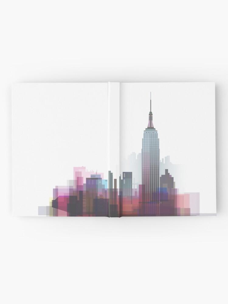Alternate view of New york, NYC city ! Hardcover Journal